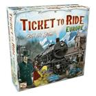 Days of Wonder DOW7202 Ticket to Ride Europe Board Game