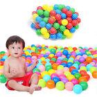 Colorful Ball Pit Balls Fun Soft Plastic Ocean Swim Pool Play Toy 50pcs