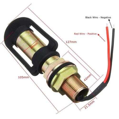 Soporte para luces giratorias intermitente para montaje cable-perpendicular-perforación