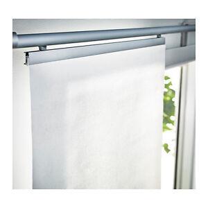 Tenda a pannello ikea anno tupplur 60x300cm bianca ebay for Ikea tende a pannello