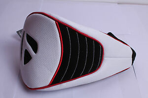 TaylorMade Driver Head Cover White Delivery