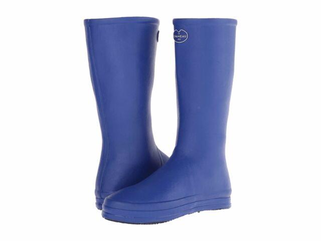 9 Womens New Le Bluenavy120 Boots Size Chameau Rain 10 Klein Cabourg 7 8 0PnwOk8