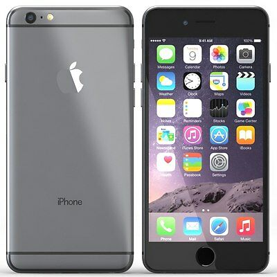 Apple iPhone 6 Plus 128GB-Spacegrey