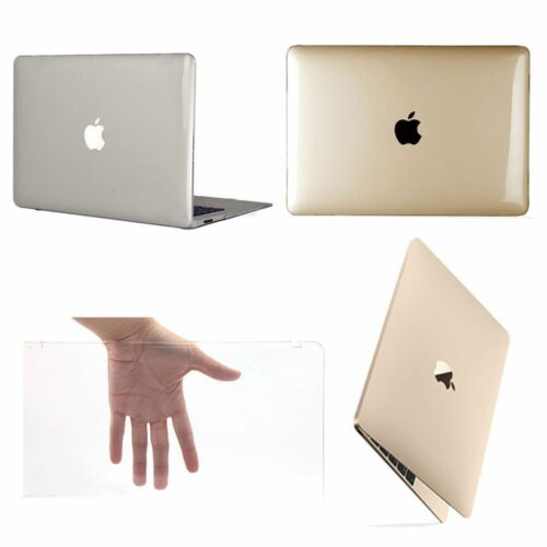 """Keyboard Cover for Macbook Pro 13//15/"""" Air 11//13/""""inch Rubberized Hard Case Shell"""
