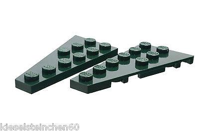 Lego® 1 x Paar Flügel Platte 6x3 3x6 neu-hellgrau Neu #54383 54384