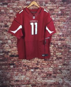 Image is loading NFL-Players-Red-Arizona-Cardinals-Fitzgerald-11-Size- acb85c668
