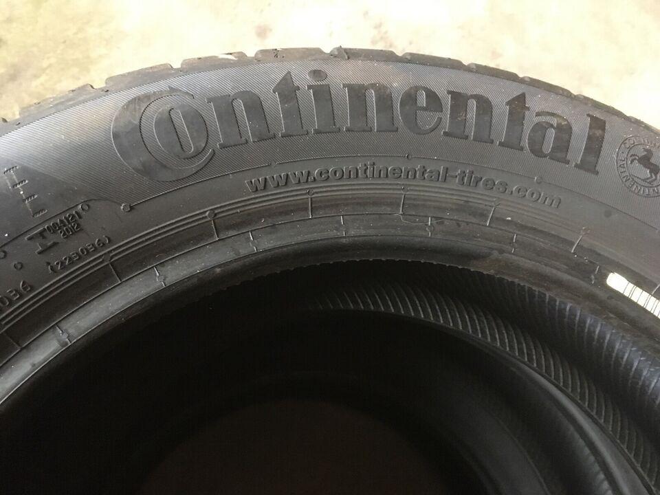 Sommerdæk, Continental, 165 / 65 / R15
