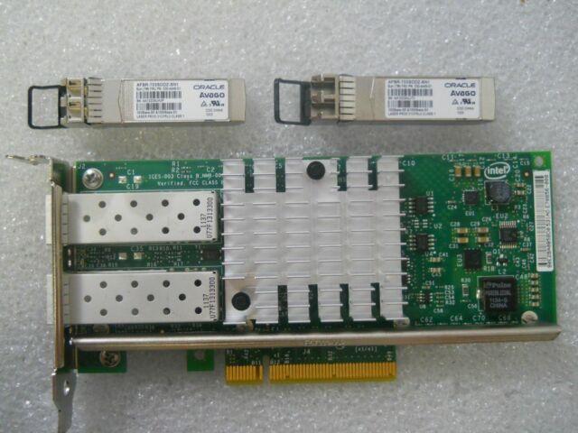 375-3617-01 X1109A SUN 10GB DUAL PORT NETWORK ADAPTER SFP+