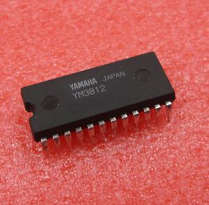 1-5PCS-YM3812-FM-OPERATOR-TYPE-ORIGINAL-DIP-24