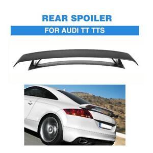 Carbon-Fiber-Rear-Wing-Spoiler-Deck-Lid-Fit-for-Audi-MK2-TT-8J-TTS-2-Door-08-14