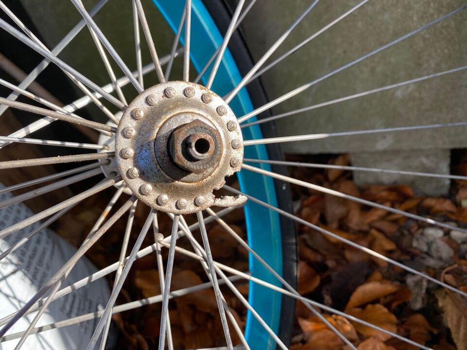 Hjul, 26 tommer hjulsæt