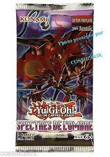 Yu-Gi-Oh booster de 9 cartes SPECTRES de l'OMBRE paquet Français 1ère édition