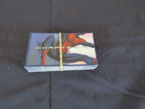 SPIDER-MAN THE BOARD GAME BY DRUMMOND PARK 2001 GAME PARTS.