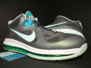 size 40 cd2e3 3d1cb Image is loading 2012-NIKE-LEBRON-IX-9-LOW-EASTER-COOL-