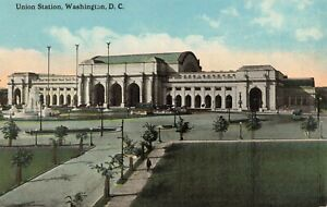 Postcard-Union-Station-Washington-DC