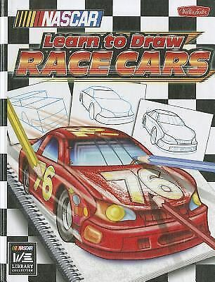Learn To Draw Favorite Characters Nascar Race Cars Discover All You Need Know Begin Drawing Your By Waleed