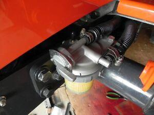 [DIAGRAM_4PO]  Kubota BX Fuel Filter Relocation Kit for BX Model tractors | eBay | Kubota Fuel Filter Mount |  | eBay