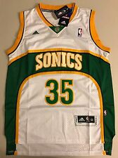 Kevin Durant Seattle Supersonics Jersey Size Men's Medium