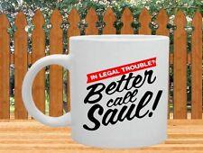Better Call Saul Mug Breaking Bad FREE SHIPPING - Funny Saying Mug