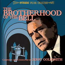 The Brotherhood Of The Bell - Complete - Limited Edition - OOP - Jerry Goldsmith