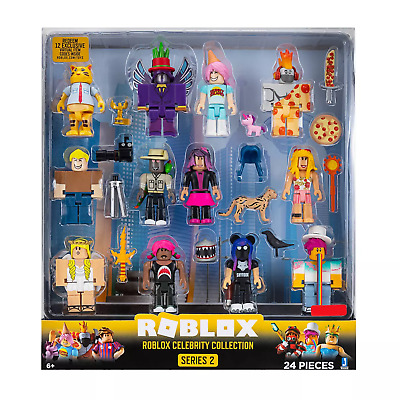 Series 2 Roblox Celebrity Collection Mini Figures Mystery Rare