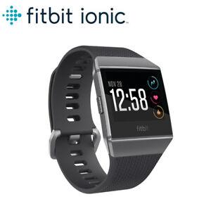 Fitbit-Ionic-Smart-Fitness-Watch-Wireless-Bluetooth-GPS-Activity-Tracker