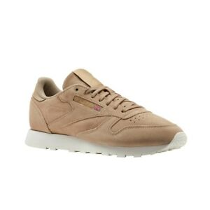 42c48ccbc24c9b Reebok Classic Leather X Montana Cans (DUCK SEASON CHALK) Men s ...