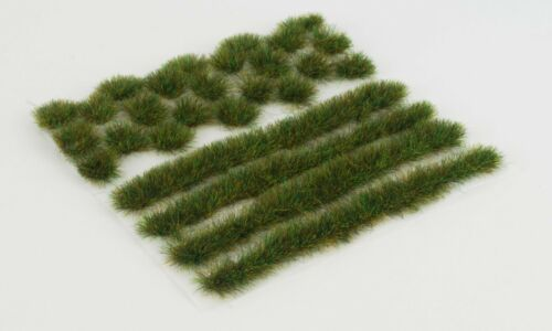WWS 6mm Autumn Self-Adhesive Static Grass Tufts/Strips Mix - Railroad Warhammer