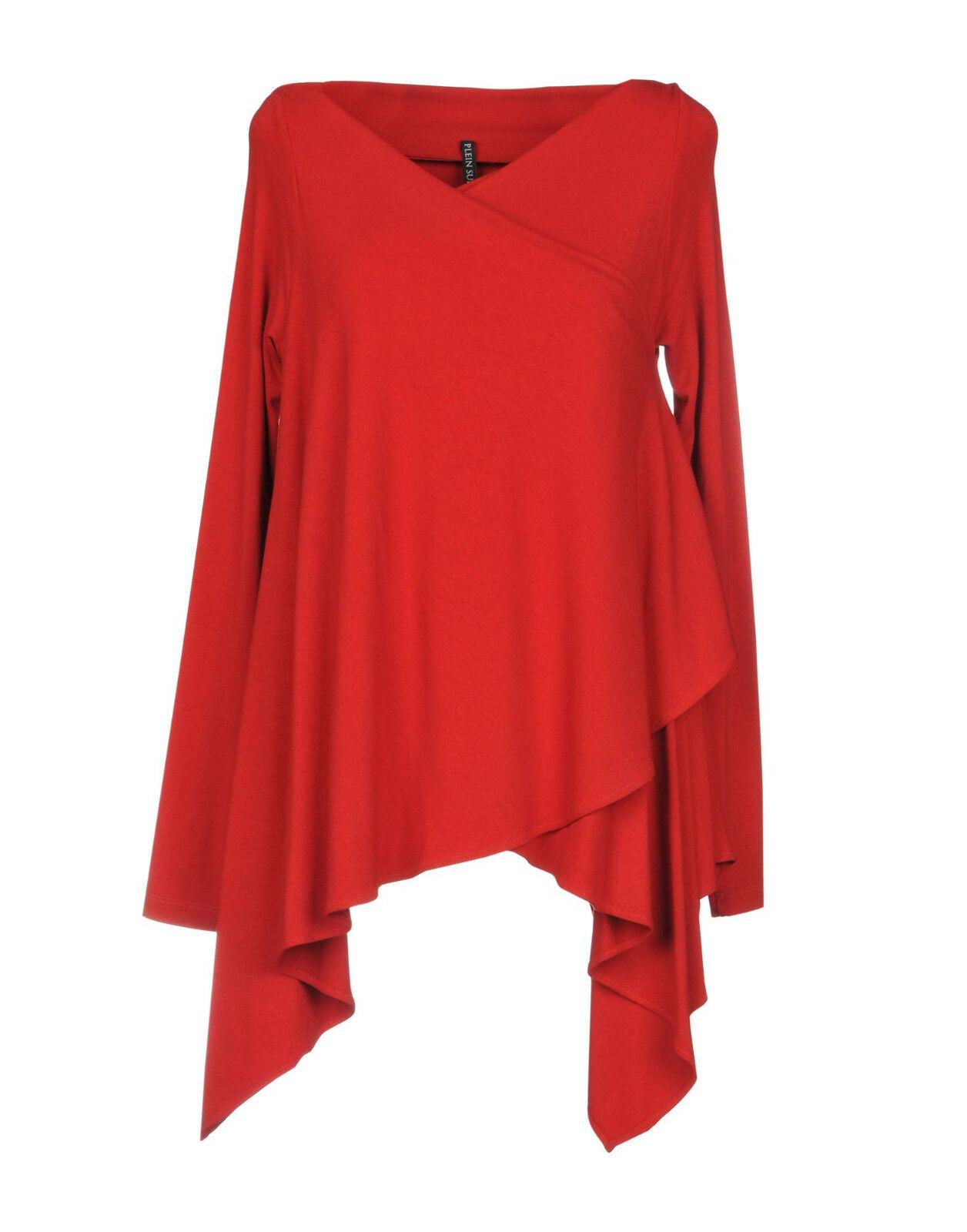Plein Sud Red Top Size   IT XL US10