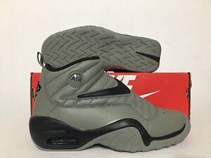Nike Air Shake Ndestrukt (GS) Dennis Rodman Dark Stucco Black SZ 7Y ... d738c95cb
