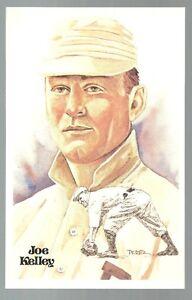 123-JOE-KELLEY-Perez-Steele-Hall-of-Fame-Postcard