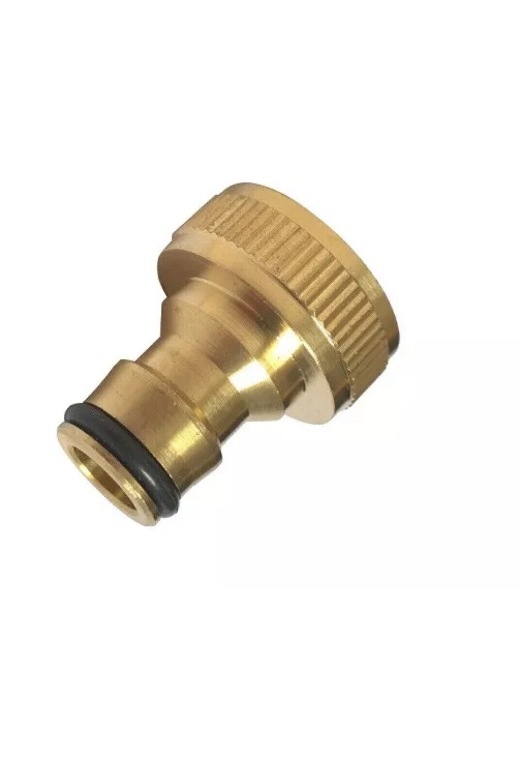 Brass Hose Tap Connector 3/4