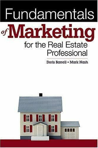 Fundamentals of Marketing for Real Estate Professionals-ExLibrary