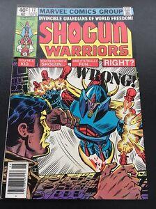 Shogun-Warriors-17-Cents-Issue-Marvel-Comics-BRONZE