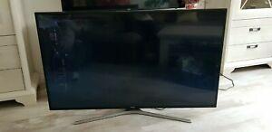 Samsung Fernseher 55 zoll UE55MU6199UXZG, UHD 4K Fernseher