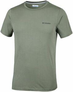 Columbia Nostromo Ridge Em0743316 Running Training T-shirt à Manches Courtes Tee Homme-afficher Le Titre D'origine