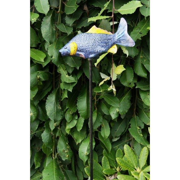 Parkway estanque peces Cochepa  decoración de jardín en Spike-Azul Oscuro