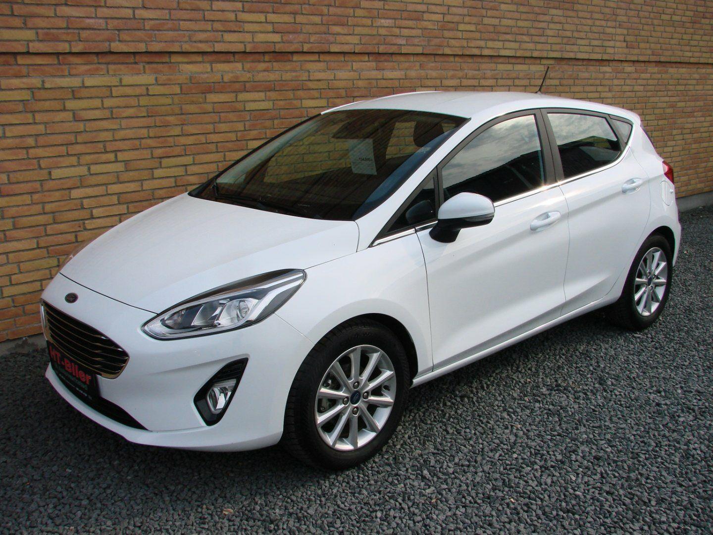 Ford Fiesta<span class=ik_subtitle>1,0 SCTi 100 Titanium 5d</span>