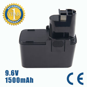 9,6V Akku für Bosch GSR 9.6VET,PBM 9.6 VE-2,PSR 9.6 VE,2 610 910 400,BAT001