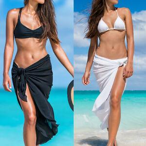1e13bcc23b8 Coqueta Women's Mesh Cover Up Swimwear Beach Sexy Wrap Sarong Pareo ...