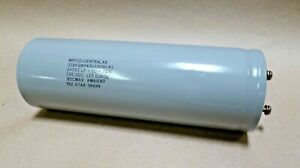 34000uF 100VDC Large Can Electrolytic Capacitor 34000mfd Screw Terminals 100 V