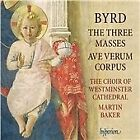 William Byrd - Byrd: The Three Masses; Ave Verum Corpus (2014)