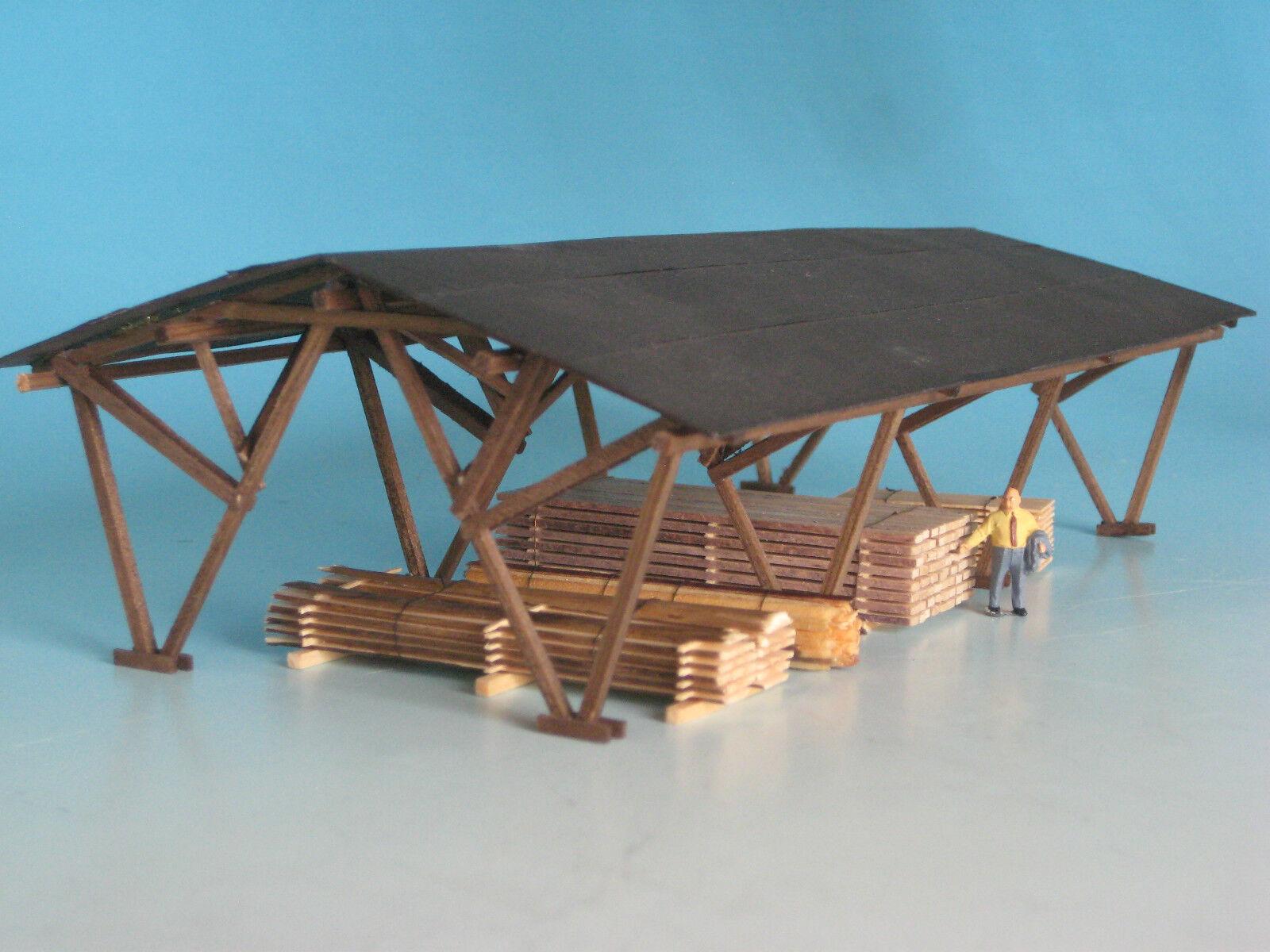 Duha 21160-Canopy-Handmade from real wood