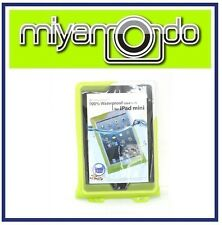 DiCAPac WP-i20m (Green) Waterproof Case for iPad Mini