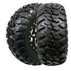 (2) GBC 30-10-15 Kanati Mongrel Radial DOT D.O.T. ATV UTV Side x Side Tires