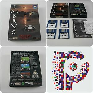 Embryo-A-Black-Legend-Game-for-the-Commodore-Amiga-Computer-tested-amp-working