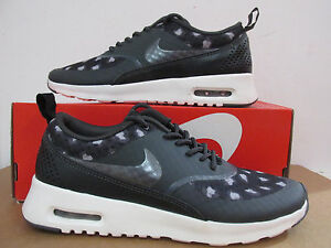 aa199b258d6 Details about nike womens air max thea print running trainers 599408 008  sneakers CLEARANCE