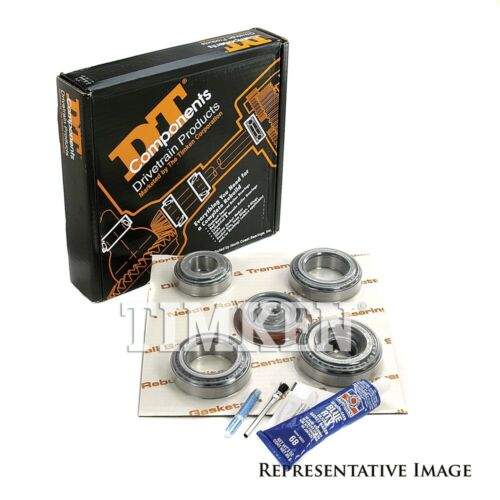 Axle Differential Bearing and Seal Kit Rear Timken DRK320C