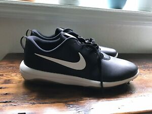 Nike Roshe G Tour Promo Limited Edition Bv7748 001 Black Golf Shoes Size 14 Ebay
