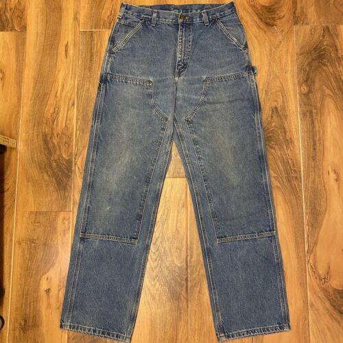 Vintage Carhartt Double Knee Pants 34x34